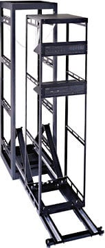 Middle Atlantic Products AXS-34 34-Space AXS Rack for Millwork & In-Wall Applications AXS-34