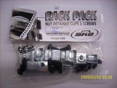 SKB Cases 1SKB19-AC1 Rack Mount Hardware, 12 Sets 1SKB19-AC1