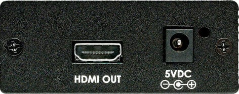 TV One 1T-DVI-HDMI Format Converter DVI+SPDIF to HDMI (without Scaling) 1T-DVI-HDMI