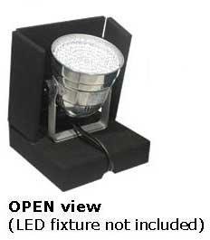 Grundorf Corp GS-SPOT-11 Conceals LED Lighting Effect GS-SPOT-11