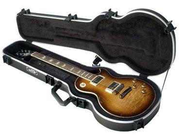 SKB Cases 1SKB-56 Hardshell Electric Guitar Case for Single-Cutaway Guitars 1SKB-56