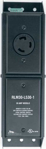 Middle Atlantic Products RLM30-L530-1 Stand-Alone 30 Amp Power Module RLM30-L530-1