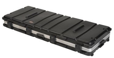 SKB Cases 1SKB-5820W Hardshell ATA 88-Key Keyboard Flight Case with Wheels 1SKB-5820W