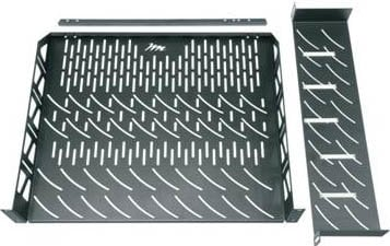 Middle Atlantic Products VRS Vertical Rack Shelf System for Satellite/Cable Boxes VRS-MID-ATLANTIC