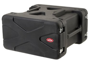 "SKB Cases 1SKB-R904U20 4U Roto Shockmount Rack Case - 20"" Deep 1SKB-R904U20"
