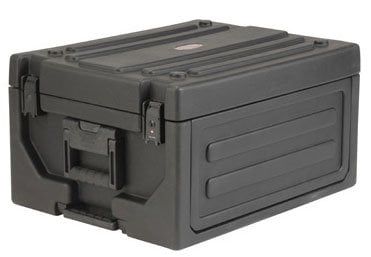 SKB Cases 1SKB19-RSF4U Studio Flyer Portable Studio Rack 1SKB19-RSF4U