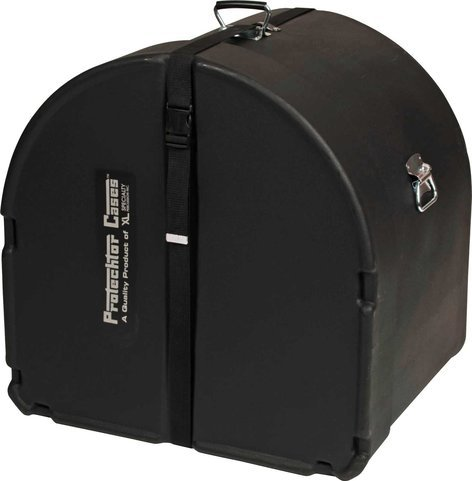 """Gator Cases GP-PC2414MBD 14""""x24"""" Classic Series Marching Bass Drum Case by Protechtor GP-PC2414MBD"""