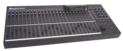 Mixed Logic Studio Elec. M24 Control Surface, 24-fader M24