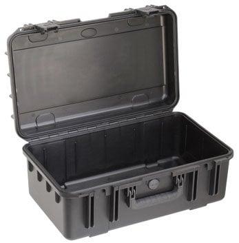 SKB Cases 3I-2011-8B-E  Molded Case, 20 x 11 x 7, Empty 3I-2011-8B-E