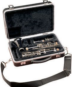 Gator Cases GC-CLARINET Deluxe Molded Hardshell Case for Clarinets GC-CLARINET