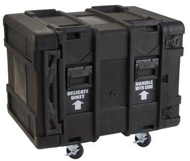 "SKB Cases 3SKB-R910U24 24"" Deep 10U Roto Shock Rack 3SKB-R910U24"