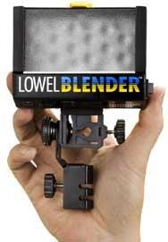 Lowel Light Mfg BLN-911LB Lowel Blender Light w/ Panasoic sled BLN-911LB