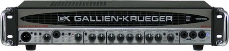 Gallien-Krueger 1001RB-II 700W Bass Amplifier Head with 50W Horn Bi-Amp System 1001RB-II