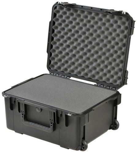 "SKB Cases 3i-2015-10B-C iSeries Injection-Molded Utility Case with Cubed Foam - 20.5"" x 15.5"" x 10"" 3I-2015-10B-C"