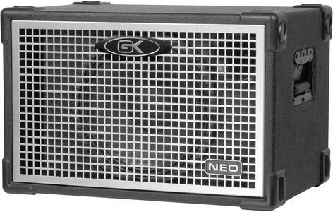 """Gallien-Krueger NEO112-II Bass Speaker Cabinet, 1x12"""", 300W, 8 Ohm NEO112-II"""