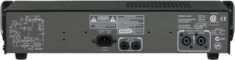 Gallien-Krueger 700RB-II 480W Bass Amplifier Head with 50W Horn Bi-Amp System 700RB-II