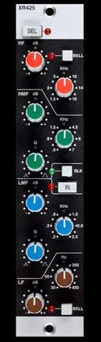Solid State Logic XRACK-4000-EQ  X-Rack E Series EQ Module, SSL 4000 E Series Circuitry XRACK-4000-EQ