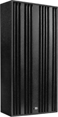 Primacoustic RAZORBLADE  True Quadratic Residue Diffuser (Black) RAZORBLADE