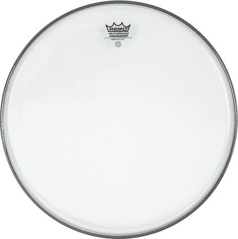 "Remo BA-0314-00 14"" Ambassador Clear Drum Head BA-0314-00"