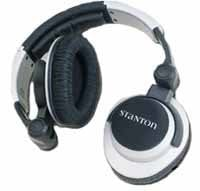 Stanton DJ-PRO2000 DJ Headphones DJ-PRO2000S