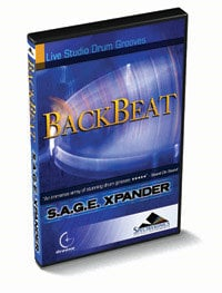 Spectrasonics BACKBEAT S.A.G.E. ,Xpander for Stylus RMX BACKBEAT