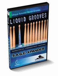 Spectrasonics LIQUID-GROOVES  S.A.G.E. ,Xpander for Stylus RMX LIQUID-GROOVES
