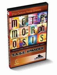 Spectrasonics METAMORPHOSIS  S.A.G.E ,Xpander for Stylus RMX METAMORPHOSIS