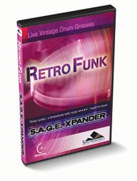 Spectrasonics RETRO-FUNK  S.A.G.E. Xpander for Stylus RMX RETRO-FUNK