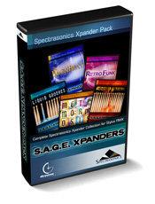 Spectrasonics SAGE-XPANDER-PACK  S.A.G.E. Xpander Pack for Stylus RMX SAGE-XPANDER-PACK