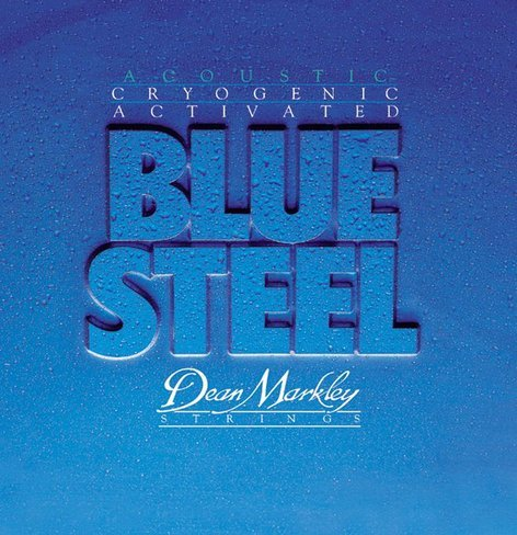 Dean Markley 2032 Extra Light Blue Steel Acoustic Guitar Strings 2032