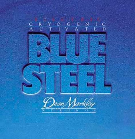 Dean Markley 2557 Drop Tune Blue Steel Electric Guitar Strings 2557