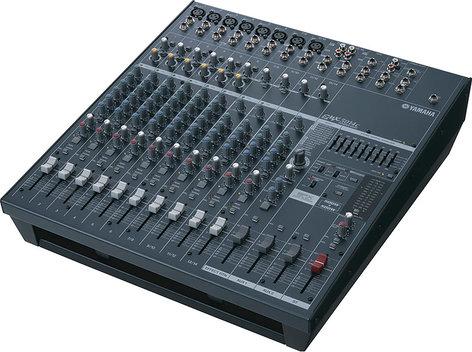 Yamaha EMX5014C EMX5014C Stereo Mixer, 14ch 500w @ 4ohms EMX5014C-CA