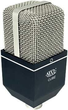 MXL Microphones MXL-CUBE Cardioid Condenser Microphone (for Drums) MXL-CUBE