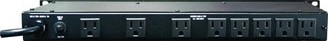 Furman M-8X2 15A 8 Outlet Power Conditioner M-8X2