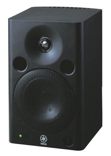 Yamaha MSP5-STUDIO 40/27W Bi-Amped Monitor Speaker MSP5-STUDIO-CA