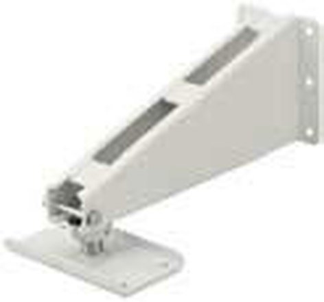 TOA HY-W0801W Wall Mount Angel for HS Series Speakers, White HYW0801W