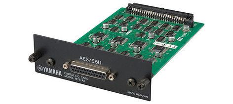 Yamaha MY8AE AES/EBU Interface Card MY8AE-CA