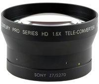Century Optics 0HD-16TC-Z7U  Teleconvertor, 1.6X HD Sony  0HD-16TC-Z7U