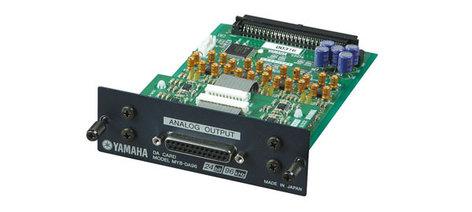 Yamaha MY8DA96 8-Channel Analog Out Card MY8DA96-CA