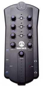 Hear Technologies HEAR-BACK-MIXER Headphone Mixer for use with Hear Back System HEAR-BACK-MIXER