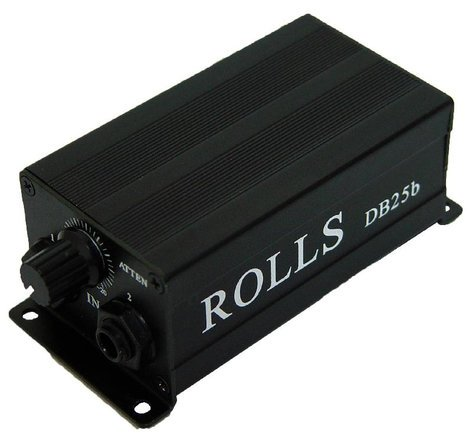 Rolls DB25-B DB25b Direct Box with Ground Lift DB25-B
