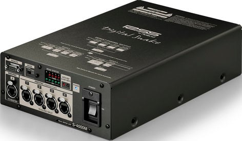 Roland System Group S4000M REAC Merge Unit (with 4 Digital Snake Heads) S4000M