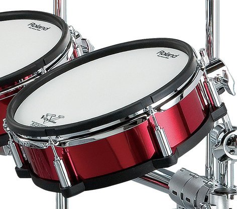 Roland CV20KX-RD Red Shell Wrap Package for TD20SX V-Drums Kit CV20KX-RD