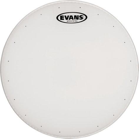 """Evans B13HDD 13"""" Genera HD Dry Drumhead B13HDD"""