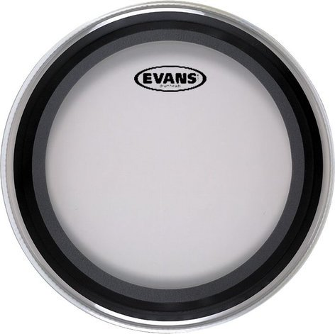 """Evans BD20EMAD2 20"""" EMAD2 Clear Batter Drum Head BD20EMAD2"""