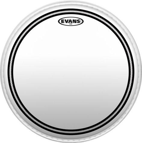 "Evans TT08EC2 8"" EC2 Clear Drum Head TT08EC2S"