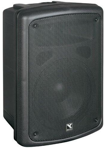 "Yorkville C170P  8"" Powered Speaker, 100w, Black C170P"