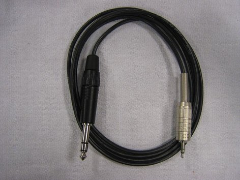 Whirlwind SPCCORD-NP3C-F12-006 Headphone Extension Cable, 6 ft SPCCORD-NP3C-F12-006