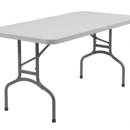 "National Public Seating BT3060 Table, Rectangular, 30""x60""x1.75"" BT-3060"
