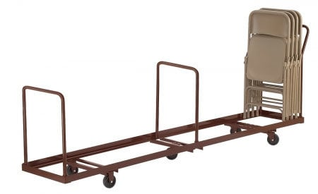 National Public Seating DY50 Dolly for 50 Vertical Chairs DY50